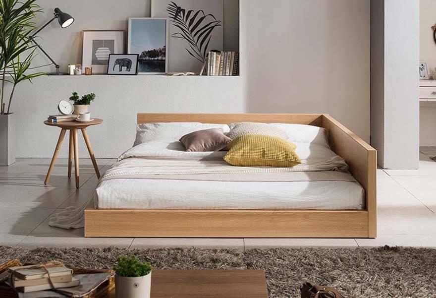 Giường ngủ tiện dụng NHG-003