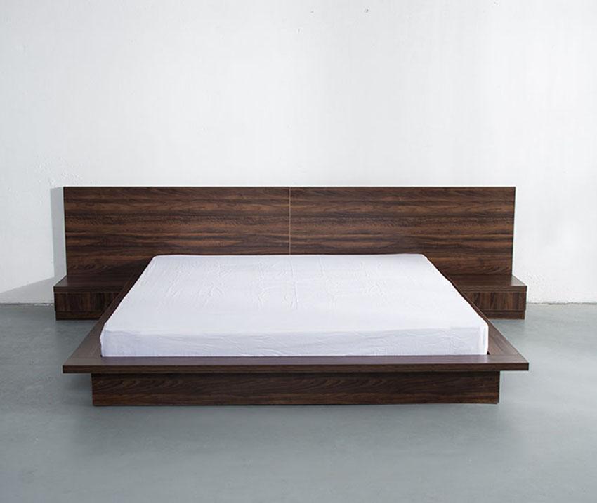 Giường ngủ hiện đại NHG-005