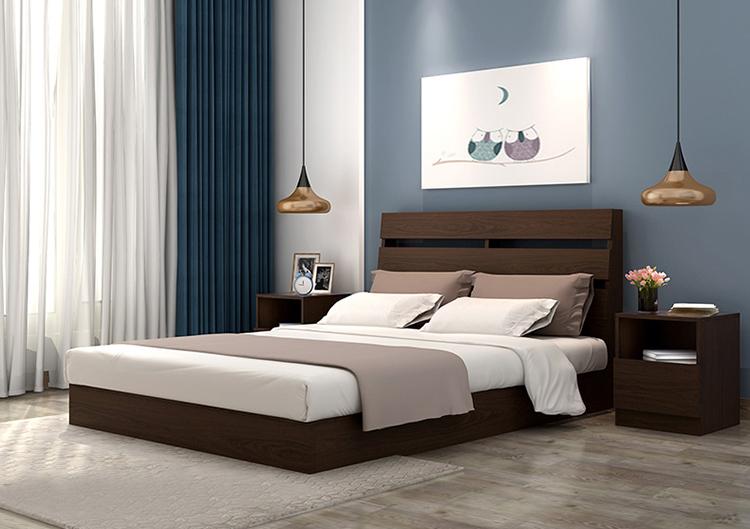 Giường ngủ hiện đại NHG-007