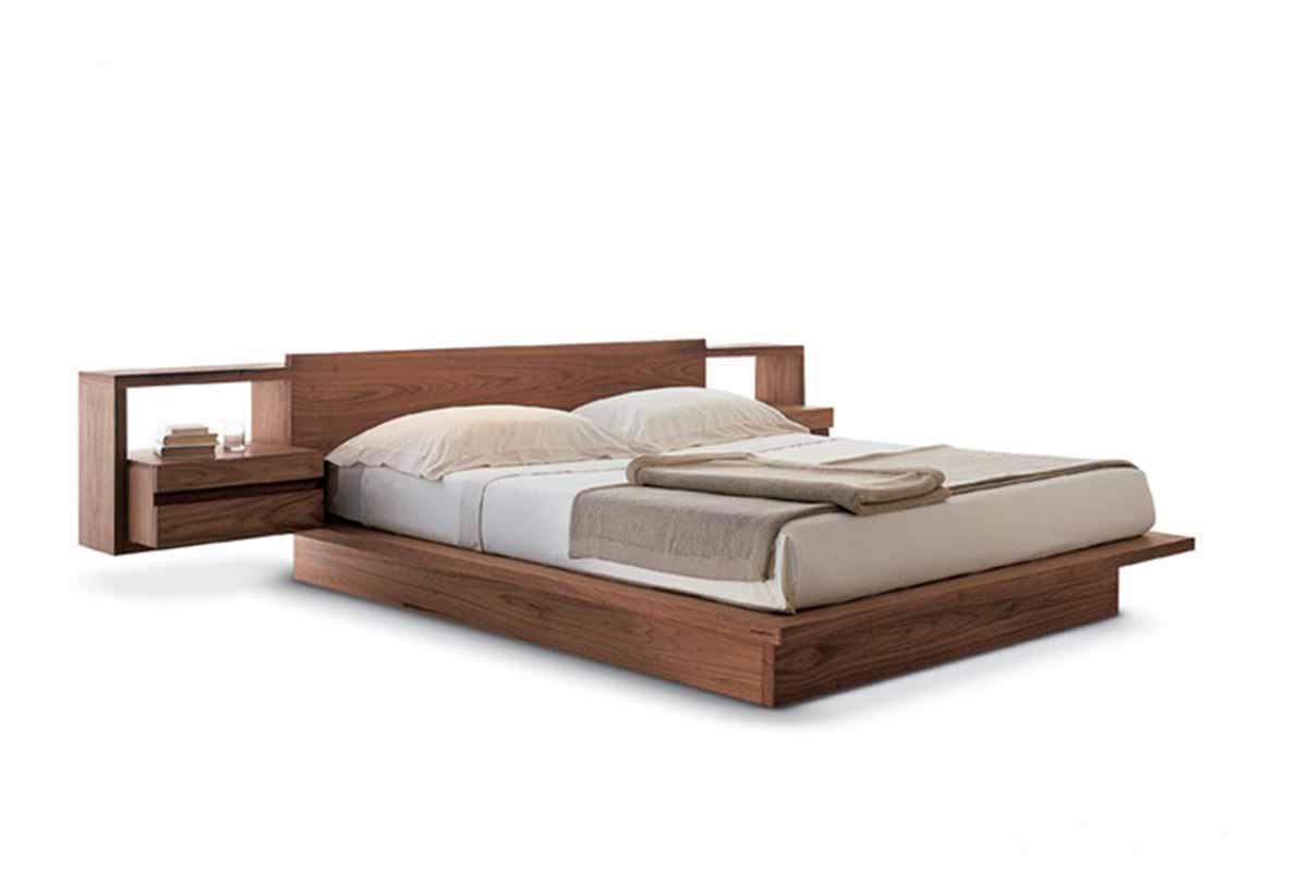 Giường ngủ hiện đại NHG-012
